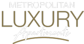 metropolitan luxury apartments logo